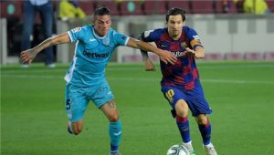 Barca President Hopes To Persuade Messi