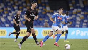 Milan Continue Dominance At Serie A