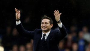 Lampard Not Worried About Chelsea's Performance