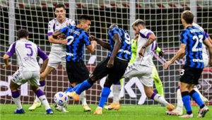 D'Ambrosio, Lukaku Scored Last Minute Goals For Inter Milan