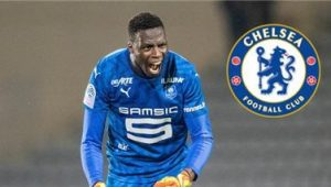 Chelsea Signed Goalkeeper Edouard Mendy From Rennes