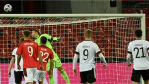 Germany Drew Four Of Five Matches