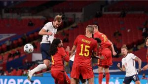 Spurs Worried Southgate Will Play Kane Again