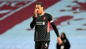 Liverpool Defender Virgil van Dijk Admitted Mistake From Aston Villa 7-2 Defeat
