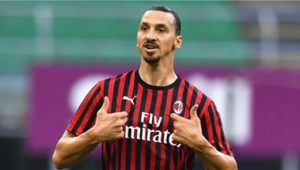 Milan Extend Ibrahimovic's Contract