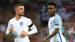England Sidelined Henderson, Sterling Due To Injury