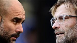 Clash Between Two Giants, Manchester City And Liverpool