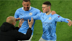 Foden Once Again Hero Of Man City